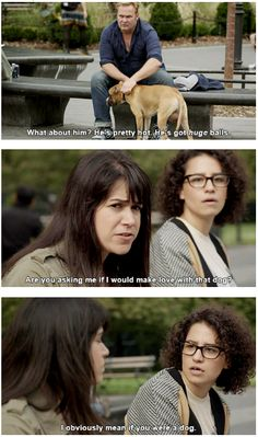 OBVIOUSLY!!! <3 BROAD CITY