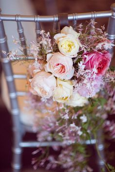 Beautiful floral design from Boutwell Studio