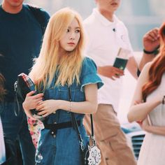 Taeyeon Airport fashion @Incheon Airport to Thailand 100615