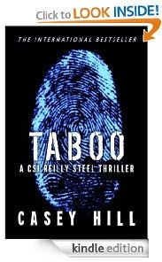 383 best free books for kindle mysterythriller images on pinterest taboo csi reilly steel ebook by casey hill rakuten kobo fandeluxe Images