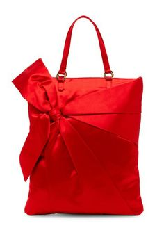 Valentino Bow Applique Tote by Valentino on @HauteLook