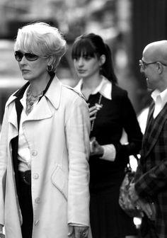 <3 Devil Wears Prada. Everyone was brilliant, but especially enjoyed Merle Streep!