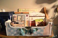 Life of Julia: Make-over a shoebox