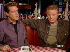 Steve Kroft of 60 minutes interviews Glenn Frey & Don Henley in 2007