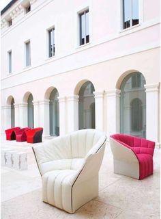 Modern Armchair by Ligne Roset  #modern #armchair