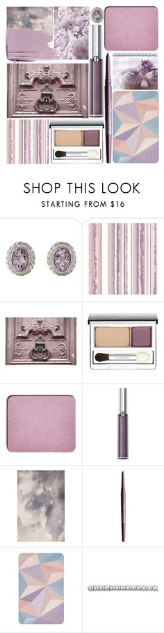 """lavender beauty"" by foundlostme ❤ liked on Polyvore featuring beauty, John Hardy, Graham & Brown, Clinique, shu uemura, Giorgio Armani, DENY Designs, Smashbox, Clé de Peau Beauté and Crislu"