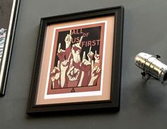 Image of Stewart Bremner Limited Edition print A3, Indie, Artists, Frame, Poster, Decor, Picture Frame, Decoration, Decorating