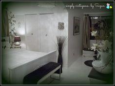 egyszerűen vintageous ... by Suzan: Final Bedroom Reveal