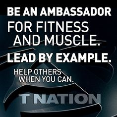 T-Nation.com #fitspo #workout