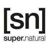 Logo Super Natural (j'aime bien cette mise en forme)