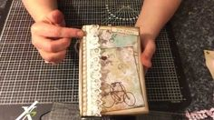 Junk journal using Scraps