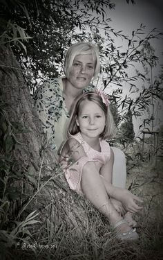 mom en daughter
