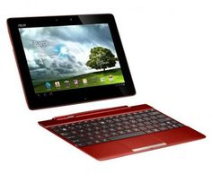 "Loot.co.za - Electronics: Asus Transformer Pad TF300TG 10.1"" Tablet with Wi-Fi, 3G and Keyboard Dock (32GB)(Android 4.0)(Red)"