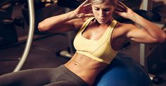 Tone your abs with these cardio tips.