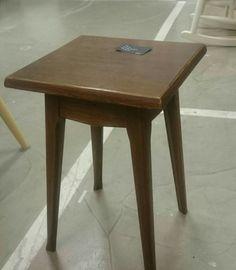 Mid century side table.