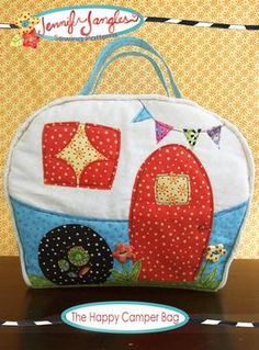 The Happy Camper Bag Pattern Download