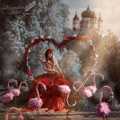 Les contes de fées intégrés à la réalité, des photos saisissantes ! : image