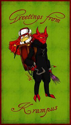 Krampus image 0061 « Gruss Vom Krampus