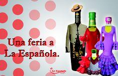 Disfrutamos la sevillana feria de Abril... a La Española