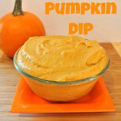 Pumpkin Dip and a Giveaway
