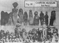 The Acámbaro Figures have been cited as out of place artifacts, as they are clearly human made and portray a large variety of dinosaur species. According to all history books, humans did not live in the time of the dinosaurs. Upon the discovery of the figures, many creationists from all over the world proclaimed the artifacts legitimate. credible evidence for the coexistence of dinosaurs and humans, would damage the theory of evolution and offer support for a literal interpretation of the…