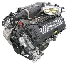 Roush Performance REDL50RSCC - Roush Performance Crate Engines