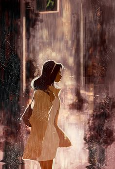 Kai Fine Art is an art website, shows painting and illustration works all over the world. Arte Black, Pixiv Fantasia, Pascal Campion, Another Anime, Love Illustration, Doodle Drawings, Illustrations, American Artists, Love Art