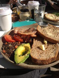 Sydney Breakfast. West Juliette - marrickville