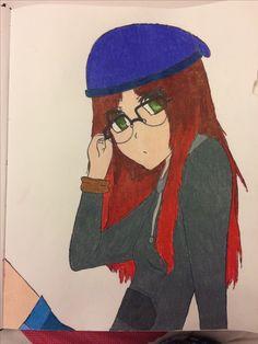 Anime of Cassie Rose, the White Pumpkin by TheStarWarsGirl
