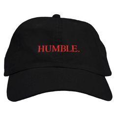 HUMBLE. Dad Hat – Fresh Elites