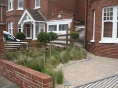 front garden with parking - Google Search
