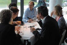 World Café: lekker eten en ideeën uitwisselen