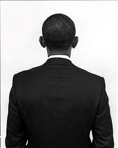 Barack Obama, photographed by Mark Seliger