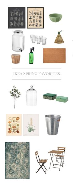 Ikea Farmhouse Spring New 2020 by sheholdsdearly.com #farmhousefindsfromikea #Ikeashopping #springatikea #ikeafarmhousefurniture Farmhouse Spring Farmhouse Decorating Details