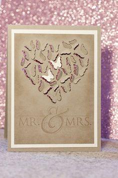 Hochzeitskarte, Mr. & Mrs, Stampin´Up! Stempeln, Craft, basteln, Wedding, Love, stampin https://www.facebook.com/Colorspell