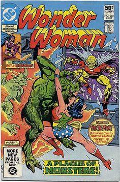 Wonder Woman (1942) #280
