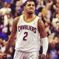 Kyrie Irving.....Cleveland Cavaliers #NBA #YoungGunnas