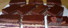 Pralinkové řezy Tiramisu, Cake Recipes, Food And Drink, Candy, Chocolate, Healthy, Ethnic Recipes, Sweet, Natural