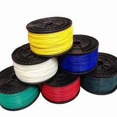 3D Pen Printer Doodler Refill PLA Filament 1.75mm 20 Colours 10M AU Stock