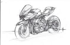 BallPoint Pen Sketches on Behance