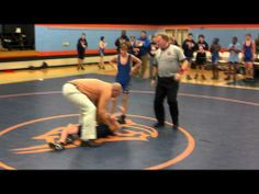 Middle school wrestler lets boy with cerebral palsy win match