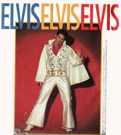 Simplicity 8651 Elvis Presley Jumpsuit Costume with by sandritocat