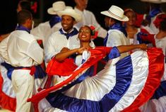 The graceful art of the Dominican Republic is, dance! Well, of course there are more! But this would be the main one, with musical instruments played, the Dominican's do all sorts of dances! With different songs such as, the merengue, the bolero and the salsa!   They love to host festivals around Dominican Republic and have the best time dancing!