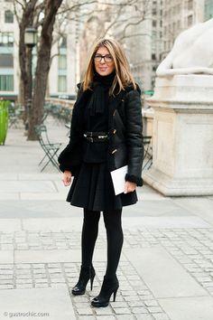 Style inspiration - Nina Garcia at Victoria Beckham @Nina Gonzalez Gonzalez Garcia
