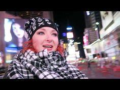 Nietypowy Pokaz Na Fashion Week! NY Vlog#3 ♡ Red Lipstick Monster ♡
