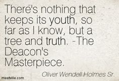 Quote Oliver Wendell Holmes Sr, Trivia, Quotes, Quotations, Quizes, Quote, Shut Up Quotes