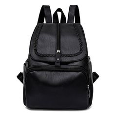 Wholesale Casual PU Leather Travel Women Backpack - ChinaBuyreal.com Мода  Рюкзак, Дорожные Сумки c01af542914