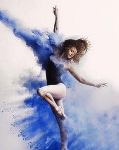 Dancer: Kate Byrne Photographer: Andy Bate #dancemotivation