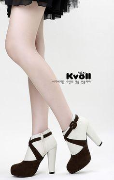 Zapatos Mujer, Moda Koreana X43905 - Zapatos de Diseñador. Marca Coreana KWOLL Todos con el 30-70% de descuento. Compre directamente de la fabrica. #zapatos online #botines #zapatos de moda #tacones #zapatos de mujer #zapatos de tacon #botas de moda #zapatos mujer #zapatos fiesta #botas altas