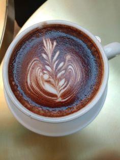 Hot chocolate at Res